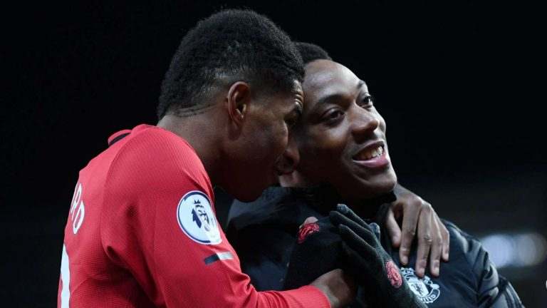 Manchester United legend Ferdinand Says Ighalo better than Rashford and Martial.