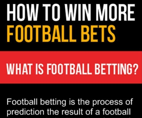 How to win big on football bets in 2020 – Football betting strategies